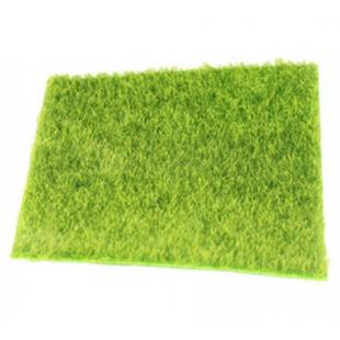 Artificial Grass Mat Plastic Lawn Grass Green Synthetic Turf Min